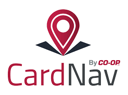CardNav by CO-OP logo