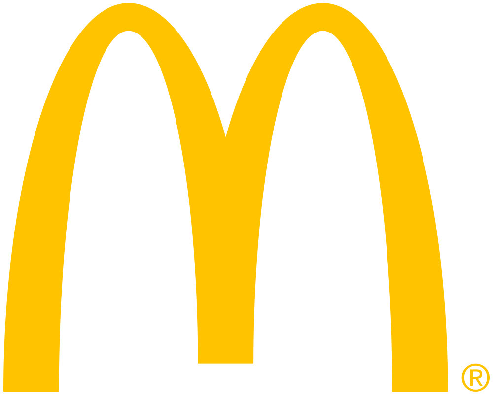 McDonald's golden arches logo